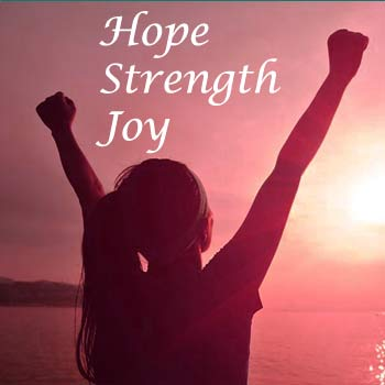 Hope Strength Joy